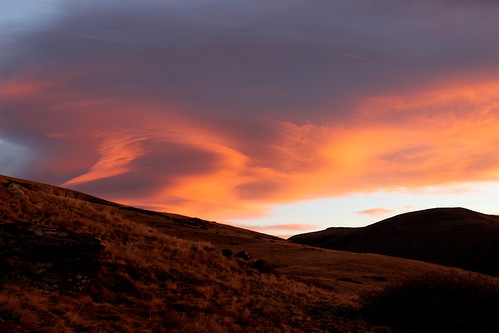 colorado hiking mountains clouds wavecloud morning sunrise guanellapass rockymountains landscape