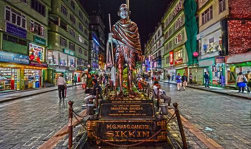 Gandhi Sikkim India DSC_0523