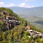 Shaxi Shibaoshan temples - tours from Old Theatre Inn - Yunnan China