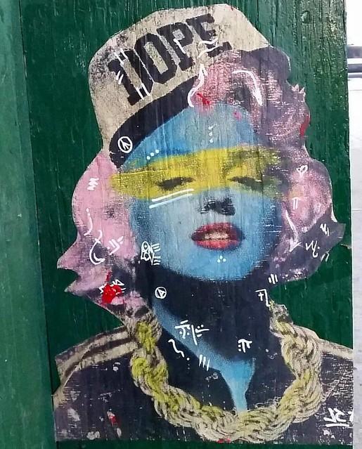 HBDJC 2 #JCBKNYC #BK #street #art #home #block #JC #jennydeath