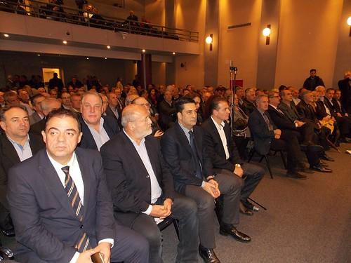 26.11.2016, Αγρίνιο: «Ποιο μέλλον για την Ελλάδα; Ο ρόλος του πρωτογενή τομέα»