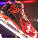 Under Armour unveils special Nationals cleats at the Winter Meetings.