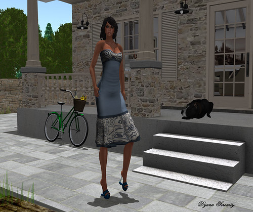 Lucas by Dyana Serenity Blogger Second Life *Thanks to all