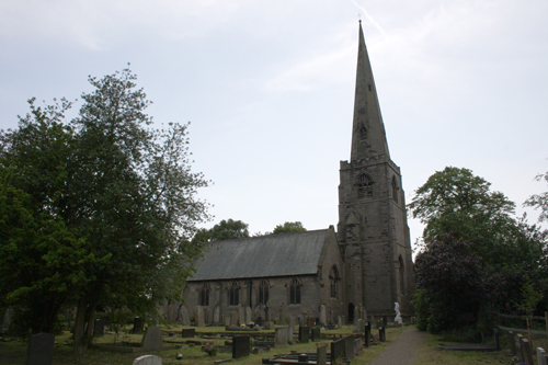 St John, Ashton Hayes, Cheshire