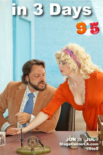 The musical 9 to 5, StageCenter, Shreveport by trudeau