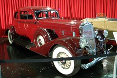 1935 Pierce-Arrow 845 V-12 Silver Arrow Coupe 2