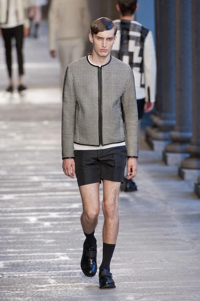 SS14 Milan Neil Barrett013_Charlie France(fashionising.com)