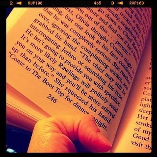 I love large print books! #NothingToProve