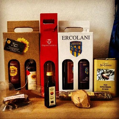 Dagens shopping #toscana