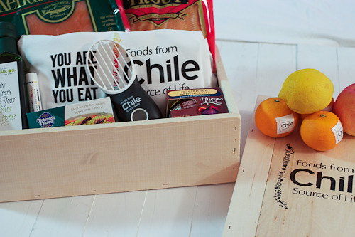 Foods from Chile Food Blogger Challenge #CookChilean