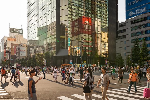 20130725_04_Akihabara Pedestrian precinct SNAP