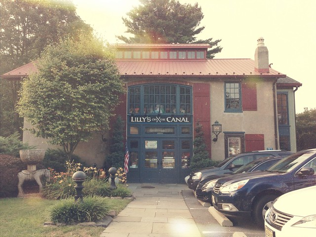 LOCAL • Lilly's on the Canal, Lambertville.