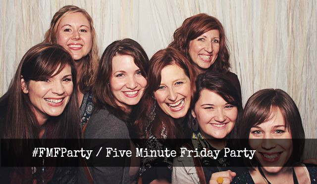 Five-Minute-Friday-flash-mob