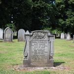 Grave of John, Ann & Sarah Ann Perkins