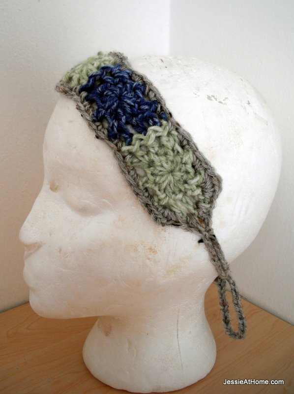 Side-Squares-Headband-free-crochet-pattern