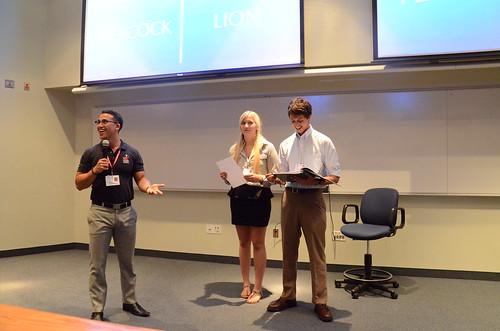 "Leadership Series: ""Personality Matrix"" - NSLC at Harvard Medical School"