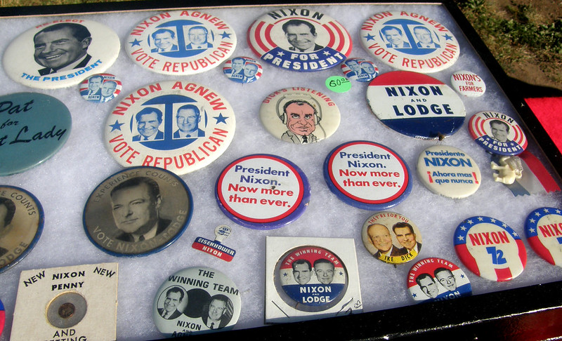Nixon Buttons