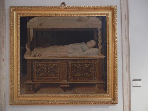 DSCN3387 _ Bambino giacente nella Culla, Fontana Lavinia, c 1583