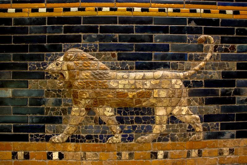 Puertas de Babilonia