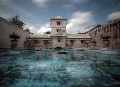 sultan water palace yogyakarta indonesia