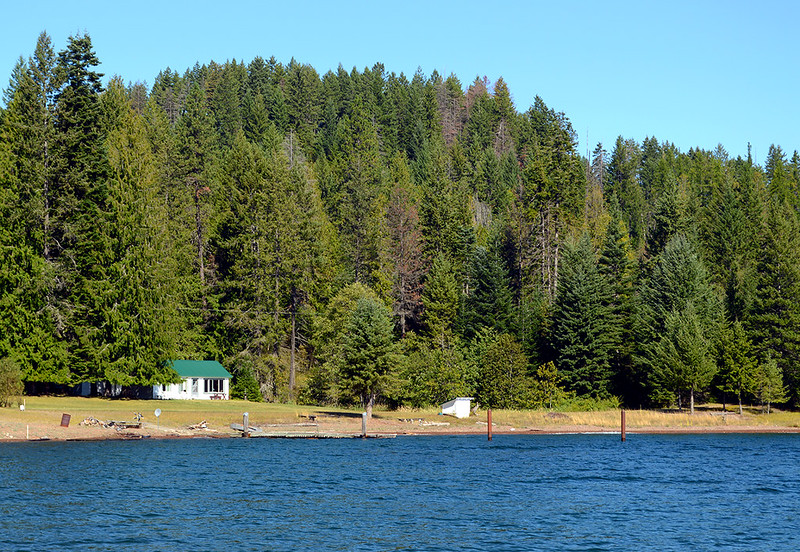 Lake Pend Oreille Cabin