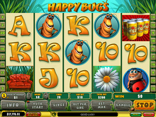 Play Happy Bugs Slots Online at Casino.com Canada