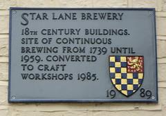 Photo of Grey plaque № 27948