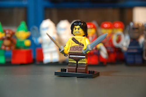 71002 LEGO Minifigures Series 11 (4)