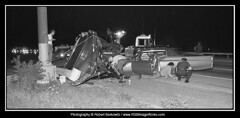 1976 - Car & Boat Accident, Seaford-Oyster Bay Expressway, Plainview, NY