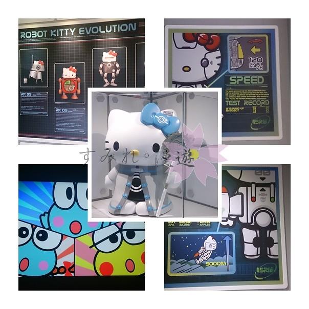 國內旅遊-20131005ROBORT KITTY未來樂園展-10