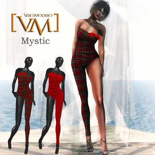 [VM] VERO MODERO  Mystic Sets All Pattern
