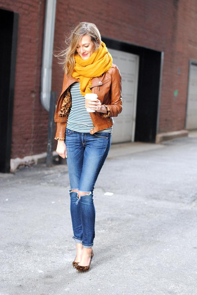 Cognac + Mustard (See Jane Wear) - See (Anna) Jane