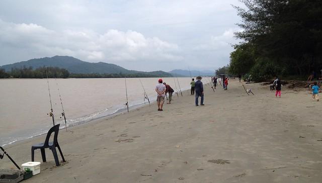 Pulau Gandang fishing