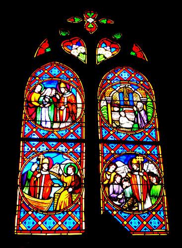 Eglise saint Clément Chasseneuil du Poitou 86