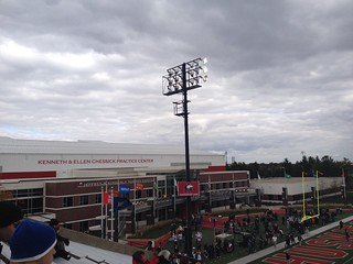 Huskie Stadium, Chessick Practice Center