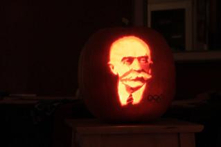 Pumpkin de Coubertin