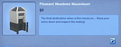 Pleasant Meadows Mausoleum