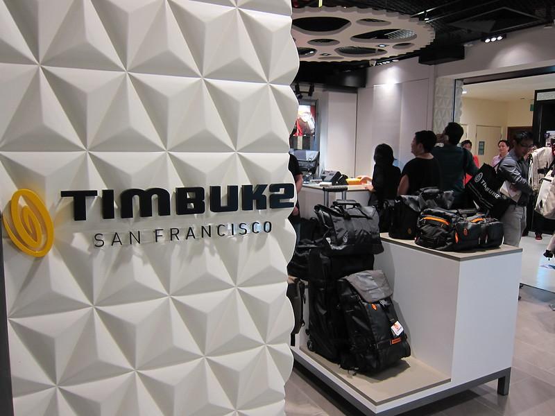 Timbuk2 Singapore Store