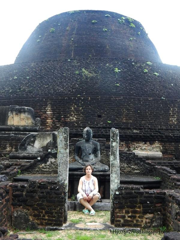 Старина вековая. Шри Ланка