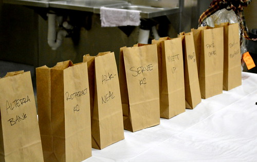 voting bags for chili cook-off