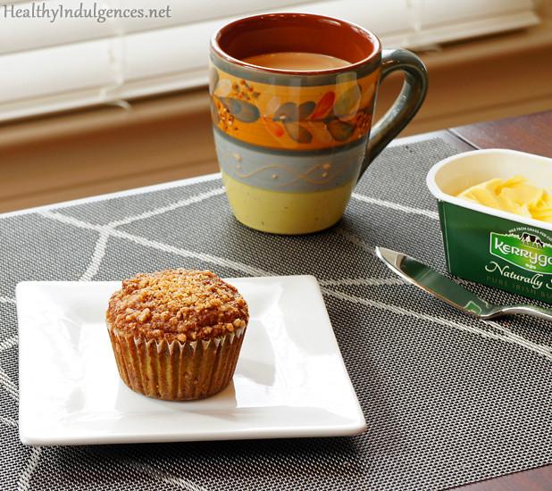 Paleo, Grain-Free Pumpkin Muffins