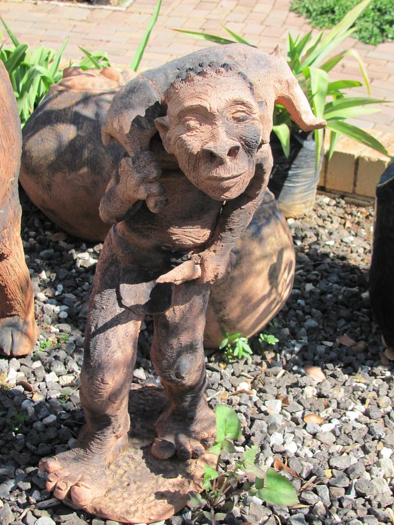 Querky sculpture