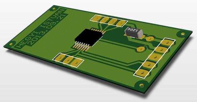 I2C SR04 sensor board - Darrell Abbott - Flickr
