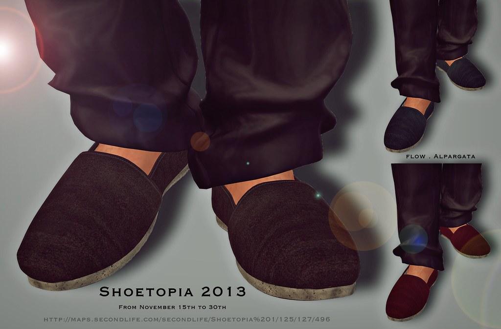 Shoetopia - flow