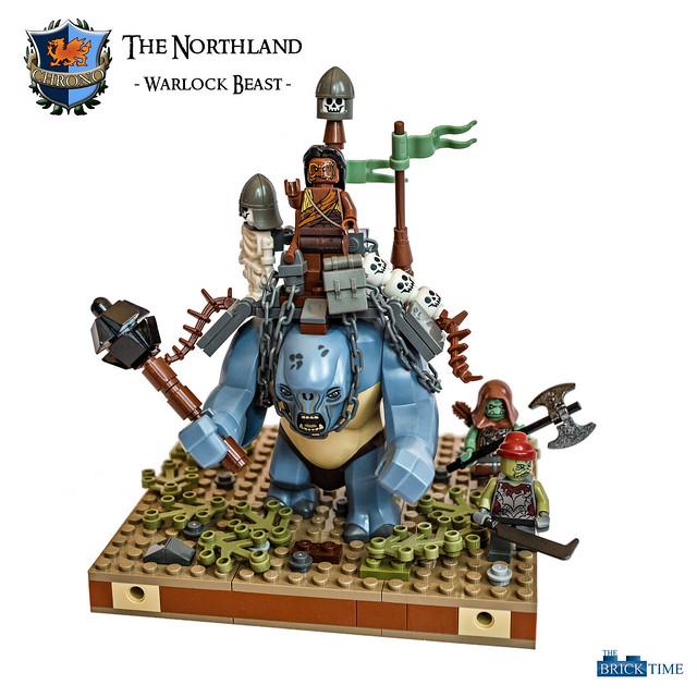 Warlock Beast 1