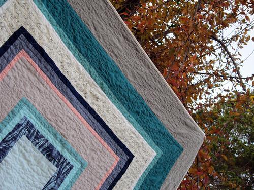 Essex Linen test quilt