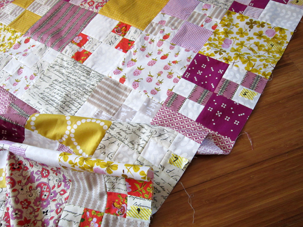 Penny Patch Quilt-along!