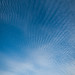 Mackerel sky by Roger B.