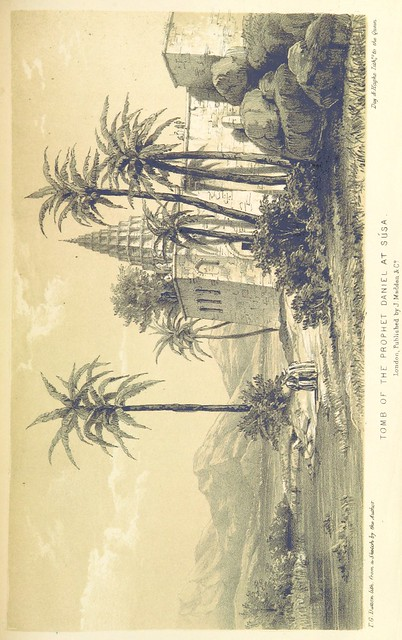 Image taken from page 659 of 'Travels in Luristan and Arabistan. [With plates and maps.]'