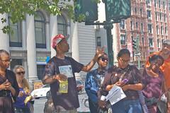 Harlem Story Walk